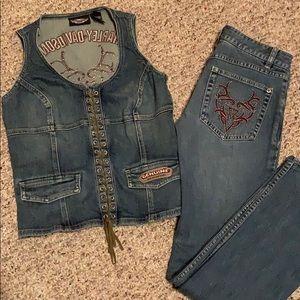 Jean set